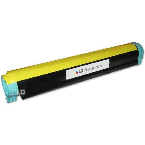 LD © Okidata Compatible 42103001 Black Laser Toner Cartridge, Office Central
