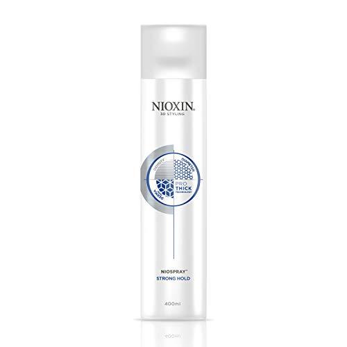 Nioxin 3D Styling Niospray Hairspray, Strong Hold, 10.6 Ounce by Nioxin