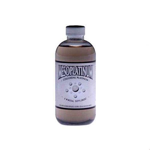 MesoPlatinum ® 10 ppm Colloidal Platinum 250 mL/8.45 Oz