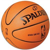 65-468 Spalding NBA Game Mini Ball