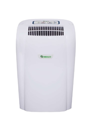 Meaco Small Home Dehumidifier 10 L - White/ Blue Trim