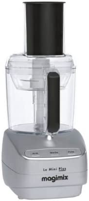 Robot de cocina MAGIMIX MINI PLUS (), cromado mate: Amazon.es: Hogar