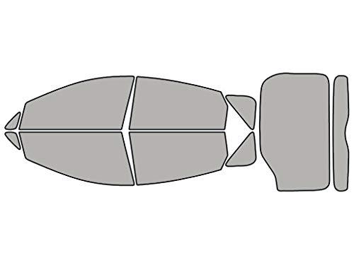 Rtint Window Tint Kit for Toyota Prius 2004-2009 - Complete Kit - 20%
