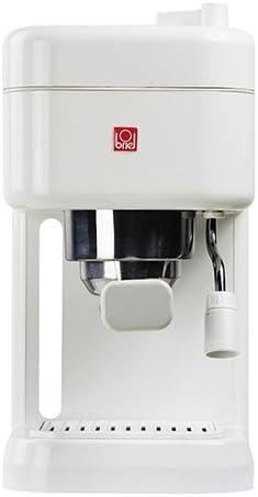 SS14 Branca Briel Café Espresso Machine ABS blanco: Amazon.es: Hogar