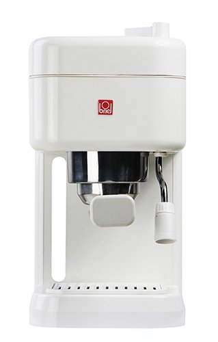 SS14 Branca Briel Café Espresso Machine ABS blanco