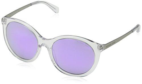 Michael Kors Women's 0MK2034 White One - Michael White Sunglasses Kors