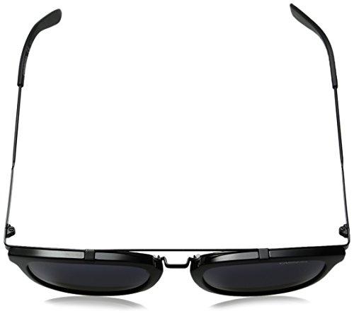 à Black Homme Shiny lunettes Matte Black Carrera Blue Gray Étui Pxt05qtw
