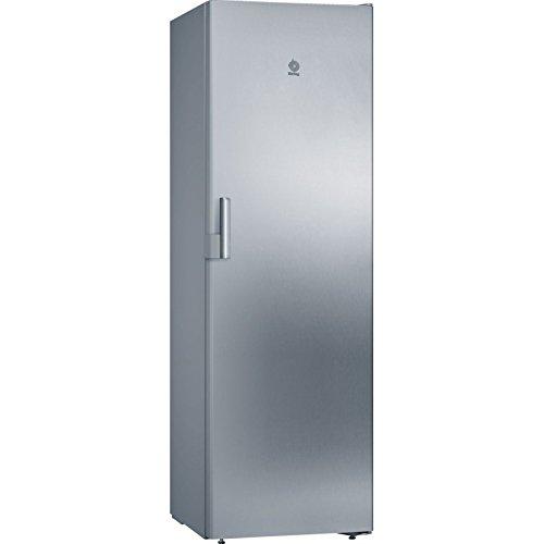 Balay 3GFB647XE Independiente Vertical 242L A++ Acero inoxidable - Congelador (Vertical, 242 L, 20 kg/24h, SN-T, Sistema de descongelado, A++)