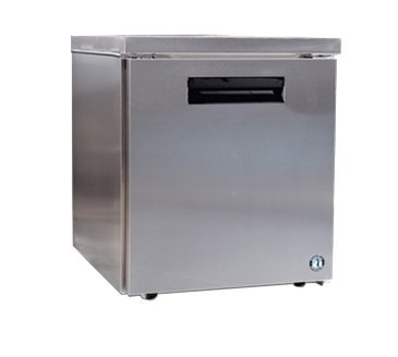 Hoshizaki CRMF27-LP Commercial Series Undercounter Freezer Reach-in 7.2 cu.ft.