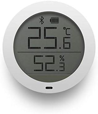 Sensor de Humedad de Temperatura Inteligente para el hogar Digital con LED para Xiaomi Cloverclover