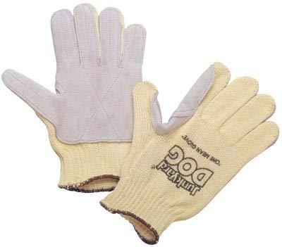 Men'S Junkyard Dog Kevlar String Glove Leather P