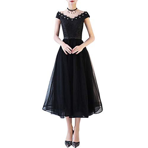 Corte Para Drasawee Negro Imperio Mujer Vestido zwrxtw
