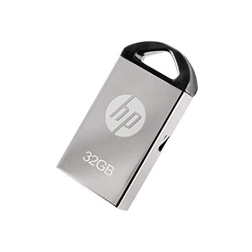 HP v221w Metal 32GB USB 2.0 Flash Drive - P-FD32GHP221-GE