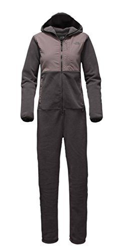 The North Face Women's HOMESTEAD DENALI One Piece Hooded Jumpsuit (S)