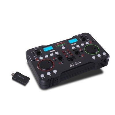 DJ Tech Mix Free Wireless USB DJ Controller/ Software by DJ Tech