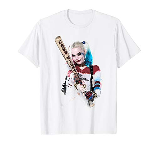 Suicide Squad Harley Quinn Bat at You T-Shirt