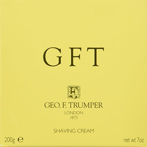 Trumper Almond Shaving Cream - Geo F. Trumper Shaving Cream Tub