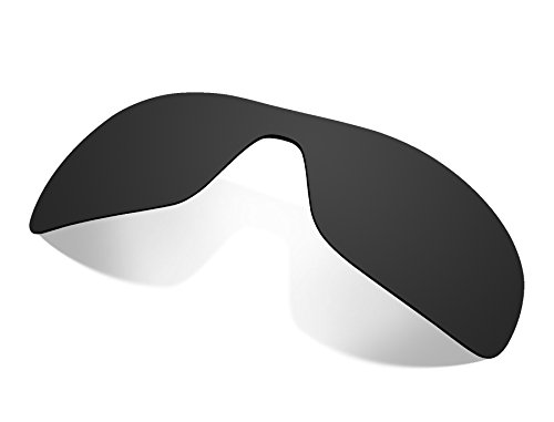 Littlebird4 Replacement Sunglasses Lenses Compatible with Oakley Antix, Polarized with UV ()