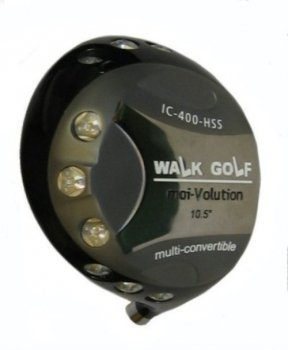 Caminata golf-driver A-Senior, 10,5 ° Grad, 114.3 cm ...