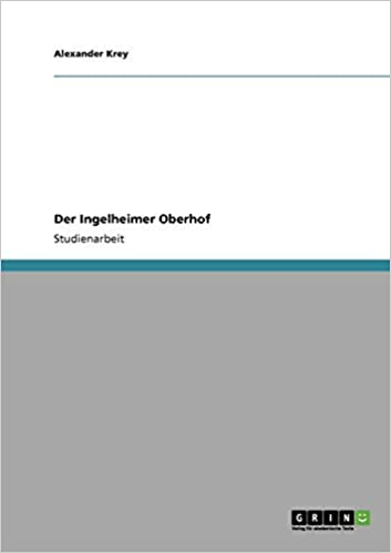 Der Ingelheimer Oberhof (German Edition)