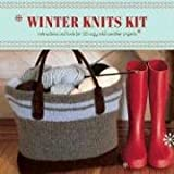 img - for Winter Knits Kit: Instructions and Tools for 25 Cozy Cold-Weather Projects book / textbook / text book