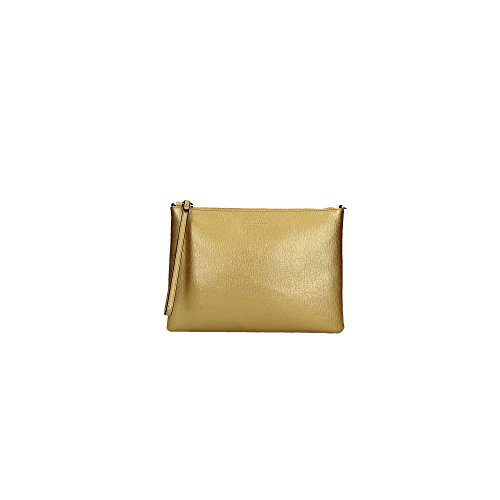 Coccinelle 556905 Clutch Mujer Oro