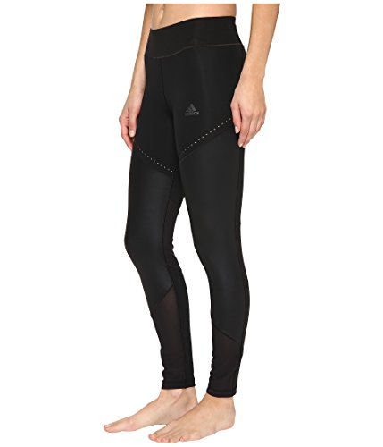adidas Women's Training Wow Drop Tights, Black, Small by adidas (Image #2)