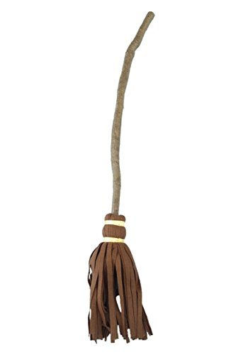 Witch Costume Broom (Crooked Broom (Standard))