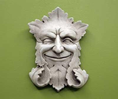 Garden Smile Mini Wall Plaque