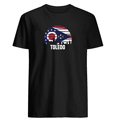 Toledo ohio group city silhouette T-shirt We know you'll want to show off these print shirts whenever you get the chance