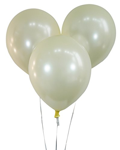 Pearl 12 In Latex Balloons - 6
