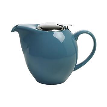 Teekanne INFUSIONS T mit Sieb für 1000ml und Stövchen vanille Maxwell /& Williams