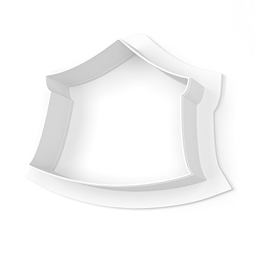 Large Circus Tent Cookie Cutter - LARGE - 4 Inches (Circus Cookie Cutters)
