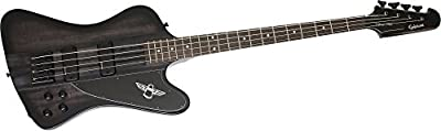 Epiphone THUNDERBIRD PRO-IV 4 String Electric Bass Guitar, Natural Oiled Finish from Epiphone