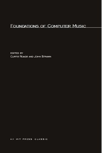 Foundations Of Computer Music (MIT Press) by The MIT Press