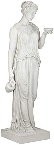 Design Toscano Hebe Greek Goddess of Youth Statue