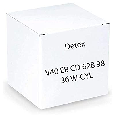 Rim Exit Device, V40, NonHanded, Mechanical