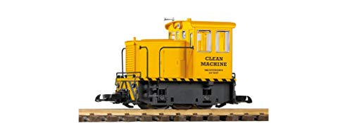 Piko G Scale Clean Machine GE 25-TON Diesel SWITCHER for sale  Delivered anywhere in USA