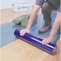 Hardwood floor protection hard wood film cover for Hard floor covering