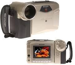 SHARP シャープ VL-H880U 液晶ビューカム ハイエイトビデオカメラ (VideoHi8/8mmビデオカメラ) Hi8方式
