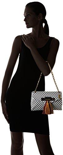 Lollipops Zele - bolso de mano Mujer Noir (Blacktile)