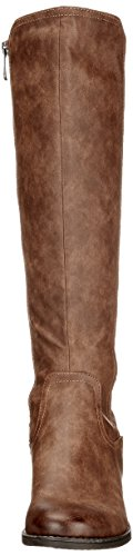 Støvler 410 4 Uk Marco Brun Tozzi Svart Antic konjakk F 25505 xxgqaf