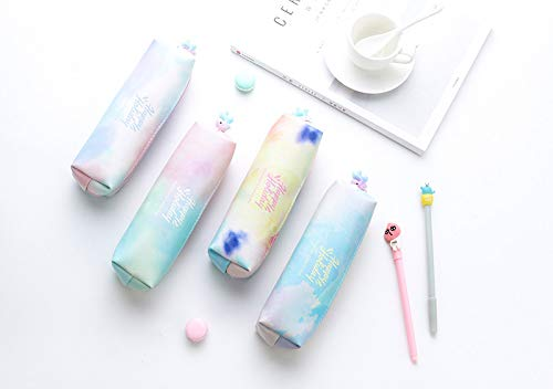 Gotian Cartoon Chic Canvas Pen Box Pencil Case
