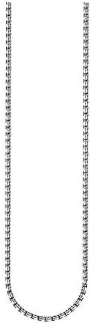 Thomas Sabo Collar Unisex Plata de Ley 925 KE1108-001-12-L53
