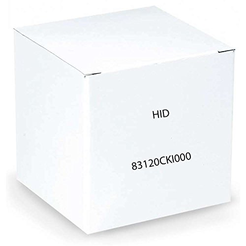 HID Global Corporation IP, Edge Controller/Reader, R40, POE, Black, Term (Type I), ESR, EHR40-K Edge Reader Solo, Supports PROX, INDA 83120CKI000 by HID