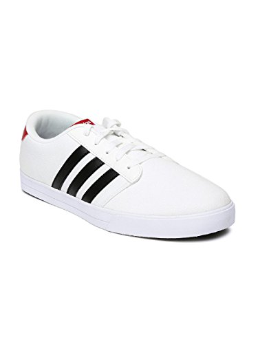 Adidas Men's White Canvas Shoes - 8UK: Buy Online at Low Prices in ...