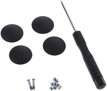 4 x Rubber Feet foot /& screws kit for Apple Macbook Air A1369 A1370 A1466 A1465