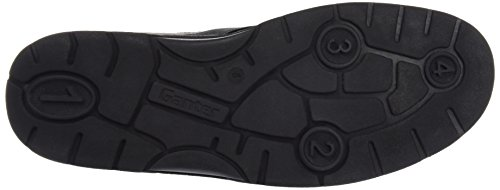 GanterHUGO, Weite H - Zapatos Derby Hombre Gris - Grau (graphit/ocean 6330)