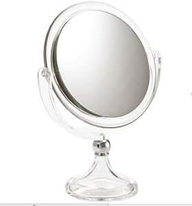 Amazon Com Brandon Femme 5x Amp Normal Magnifying Mirror