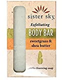 All-Natural Sacred Native American Sweet Grass 5oz Exfoliating Body Bar